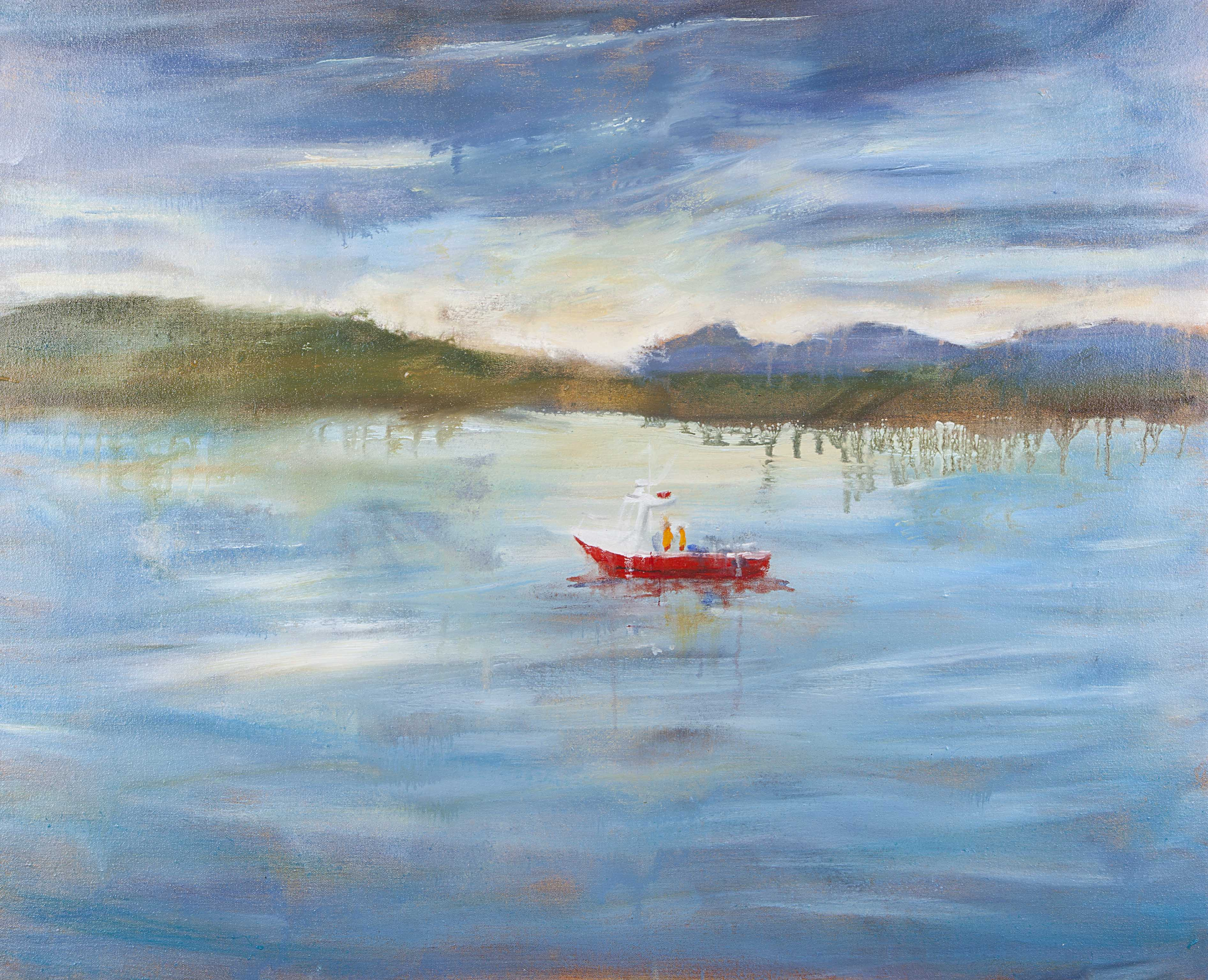The Red Boat, Ireland