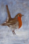 Robin and Nutkin (Front) 8 x 6 inches